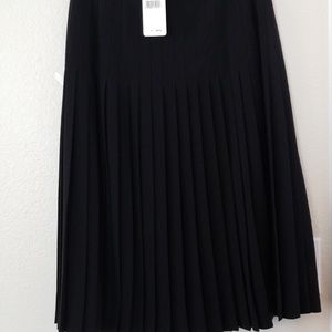 CHANEL Pleated Midi Skirt. Now Available!!